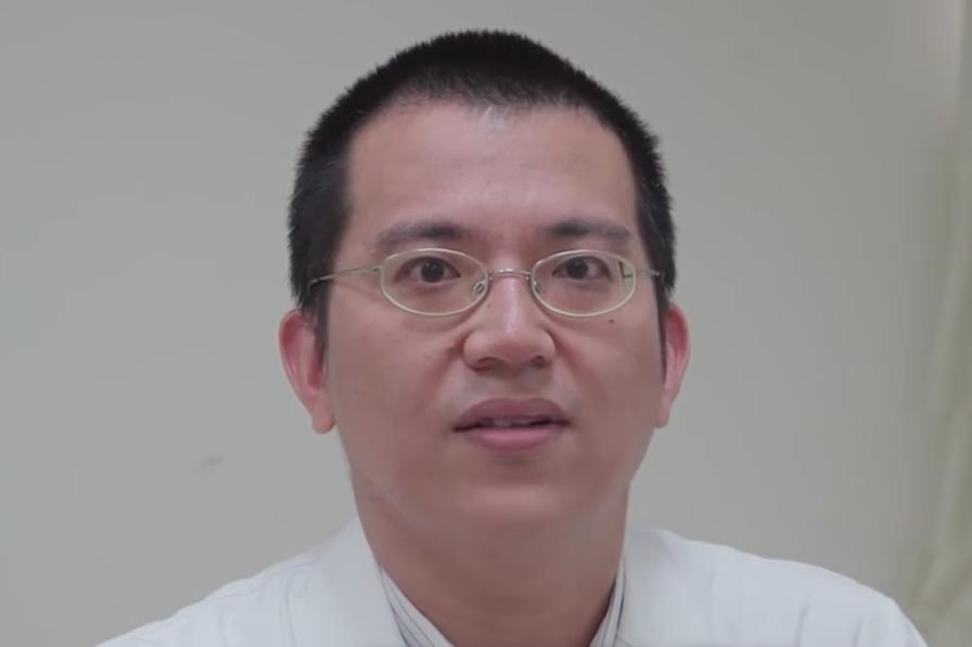 台中榮總皮膚科阮昭奎醫師