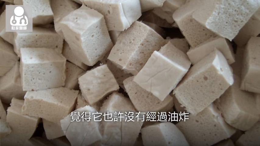 吃百頁豆腐減肥 小心反多三層肉